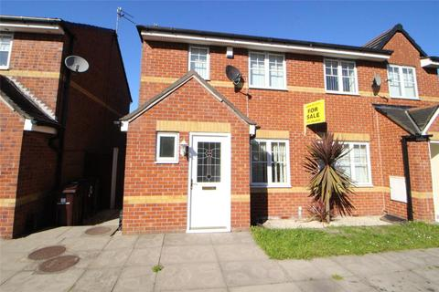 2 bedroom semi-detached house for sale - Woodhurst Close, Huyton, Liverpool, Merseyside, L36
