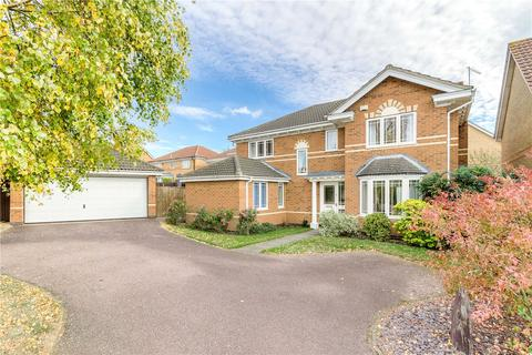 4 bedroom detached house for sale - Balland Way, Wootton, Northampton, Northamptonshire, NN4