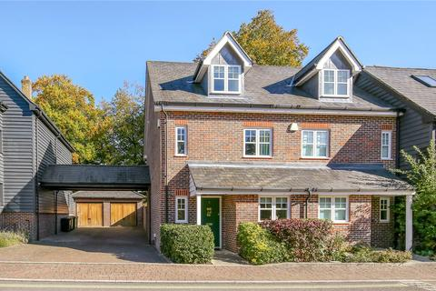3 bedroom semi-detached house for sale - Mill Place, Micheldever Station, Winchester, Hampshire, SO21