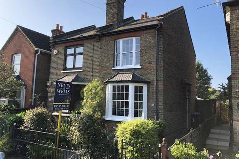 2 bedroom semi-detached house for sale - Chandos Road, Staines Upon Thames, TW18
