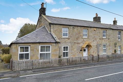4 bedroom semi-detached house for sale - West Woodburn