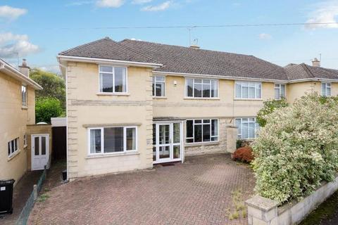 5 bedroom semi-detached house for sale - Manor Park, Bath, BA1