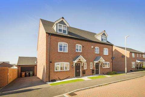 4 bedroom semi-detached house for sale - Kimbolton Way, Boulton Moor
