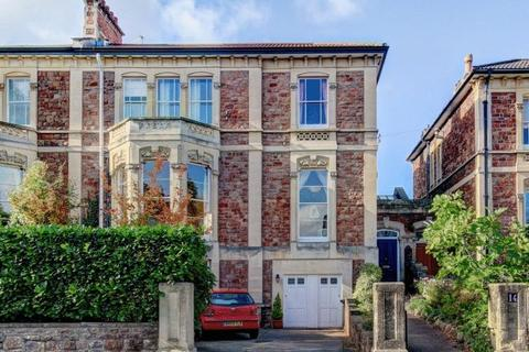 7 bedroom semi-detached house for sale - Alexandra Road, Clifton