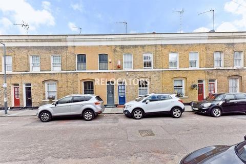 4 bedroom terraced house to rent - Dunelm Street, London