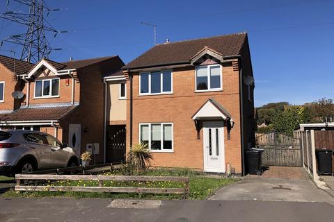 3 bedroom detached house for sale - Grantham, Birkdale Close