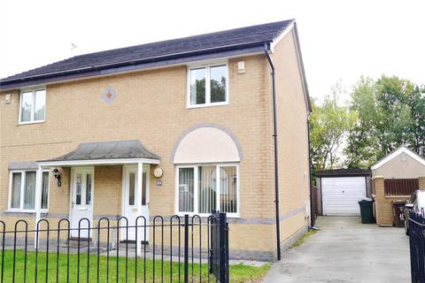 2 bedroom semi-detached house for sale - Holmefield View, Bradford, BD4