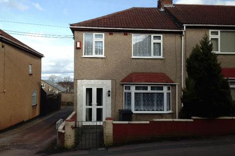 3 bedroom end of terrace house to rent - Gilbert Road, Kingswood, Bristol