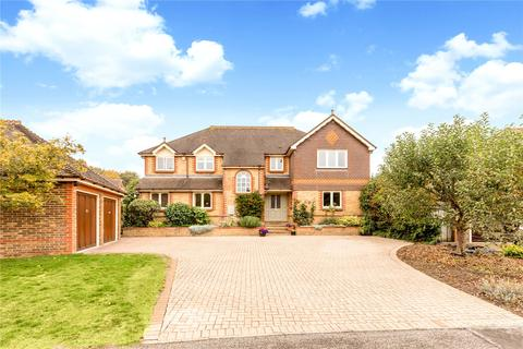 5 bedroom detached house for sale - Pitter Close, Littleton, Winchester, Hampshire, SO22