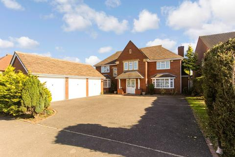 5 bedroom detached house for sale - Forest House Lane, Leicester Forest East, Leicester, LE3