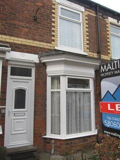 2 bedroom terraced house to rent - 2 Roslyn Avenue, Blenheim Street, Hull