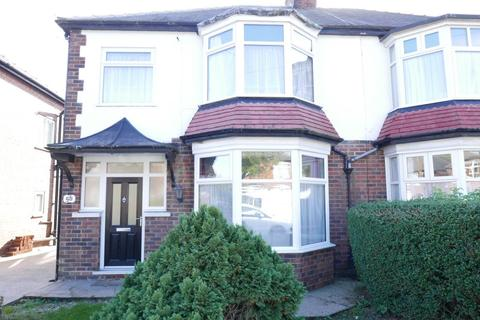 3 bedroom semi-detached house to rent - 58 Allderidge Avenue, Hull, HU5 4EQ