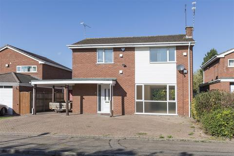 4 bedroom detached house for sale - Vardon Drive, Styvechale, COVENTRY
