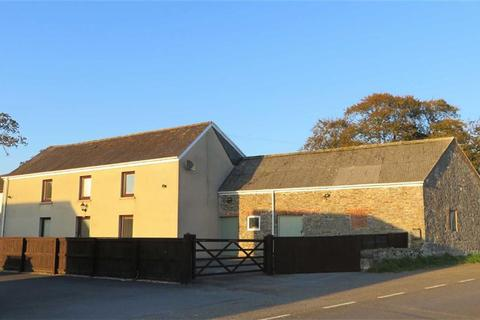 4 bedroom property with land for sale - Llysonnen Road, Carmarthen