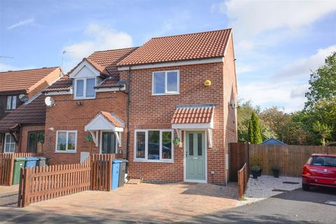 2 bedroom end of terrace house for sale - Herons Court, West Bridgford, Nottingham