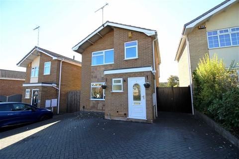 3 bedroom detached house for sale - Home Farm Drive, Allestree, Derby