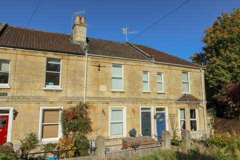 2 bedroom terraced house for sale - Claude Terrace, Oldfield Park, Bath