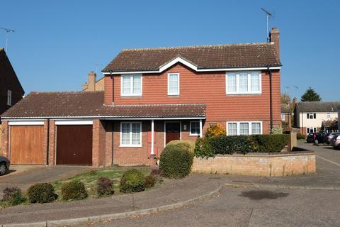 4 bedroom detached house for sale - Micawber Way, Newlands Spring, Chelmsford, CM1