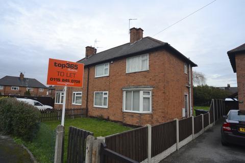 4 bedroom semi-detached house to rent - Gordon Road, West Bridgford, NOTTINGHAM NG2