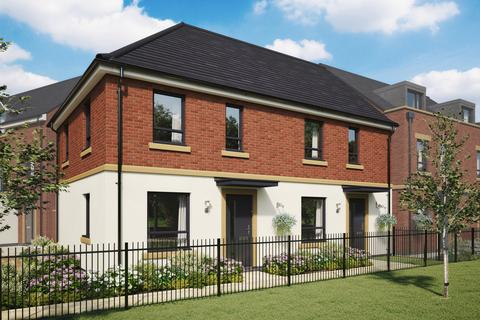 2 bedroom end of terrace house for sale - The Andoversford, Pilgrove Way