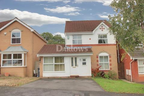 3 bedroom detached house for sale - Clonakilty Way, Pontprennau, Cardiff