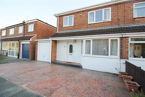 3 bedroom semi-detached house for sale - Acomb Crescent, Redhouse Farm, Newcastle upon Tyne NE3