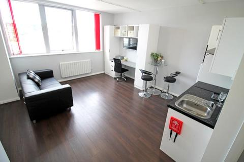 Studio to rent - 76 Milton Street Apartment 609, Victoria House, NOTTINGHAM NG1 3RB