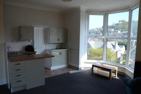 Studio to rent - Flat 3, Homelee, 40 St Bannocks Road, Ilfracombe EX34 8EH