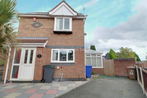 2 bedroom detached house for sale - Menai Grove, Longton, ST3 1UD
