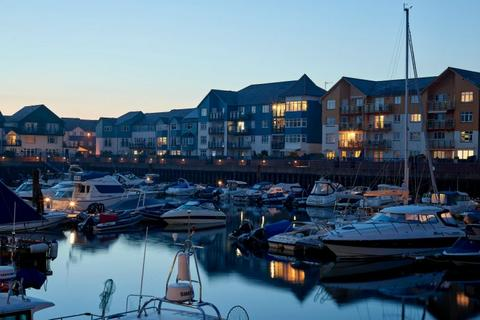3 bedroom flat for sale - ROPEWALK HOUSE, EXMOUTH MARINA