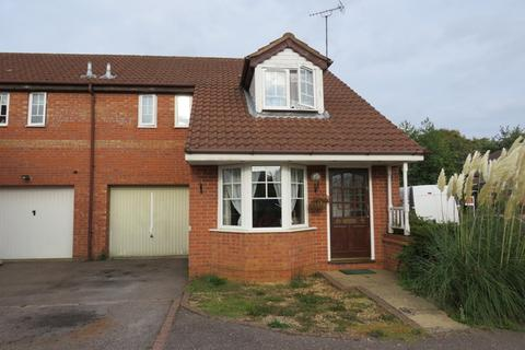 3 bedroom semi-detached house for sale - Farmhill Road, Southfields, Northampton, NN3