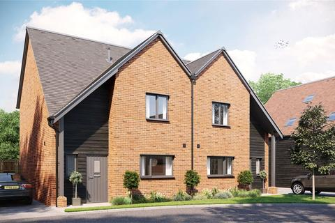 3 bedroom semi-detached house for sale - Station Drive, Sutton Scotney, Winchester, Hampshire, SO21