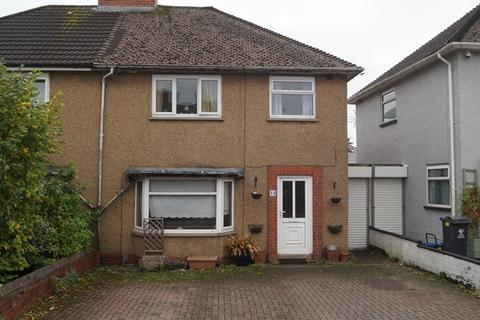 3 bedroom semi-detached house for sale - Heol Dyfed, Birchgrove, Birchgrove, Cardiff CF14