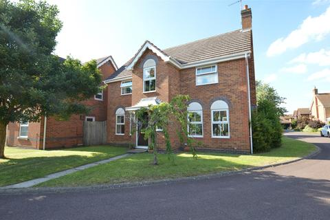4 bedroom detached house for sale - Roberts Close, Bishops Cleeve, GL52