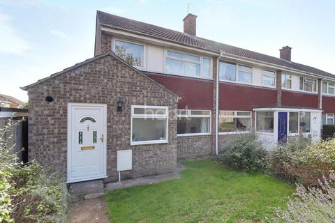 3 bedroom end of terrace house for sale - Leyburn Close, Cambridge
