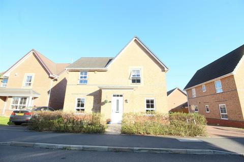 4 bedroom detached house for sale - Amelia Crescent, Binley, CV3