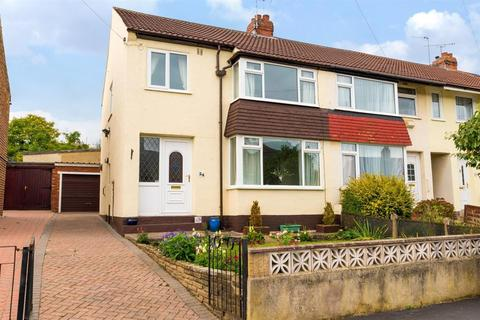 3 bedroom end of terrace house for sale - Springfield Rise, Horsforth, LS18