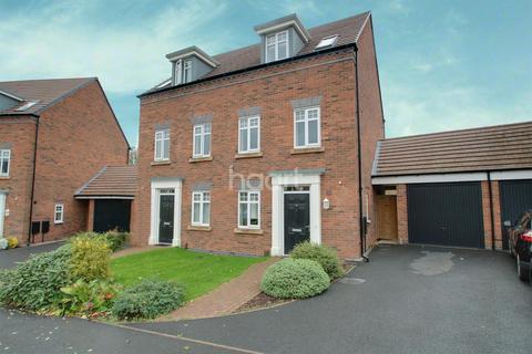 3 bedroom semi-detached house for sale - Perrott Way, Edgbaston