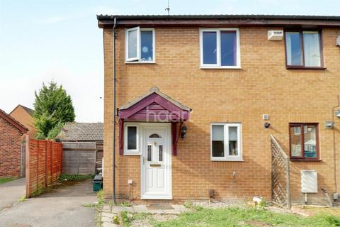 3 bedroom end of terrace house for sale - Speedwell Close, Cambridge