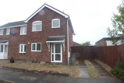 2 bedroom semi-detached house for sale - Harrogate Way, Wigston Meadows, Leicester, LE18