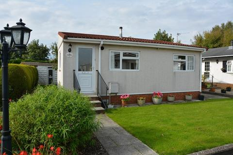 2 bedroom mobile home for sale - Windmill Close, Windmill Park, Edithmead
