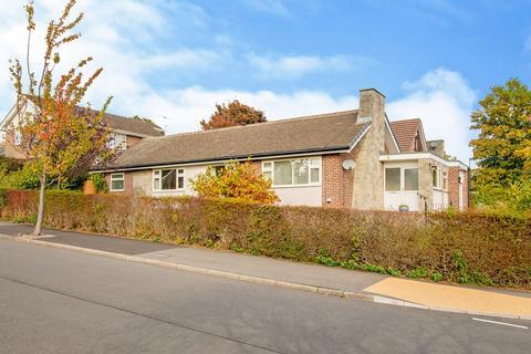 3 bedroom detached bungalow for sale - 1 Burlington Grove, Dore, S17 3PH