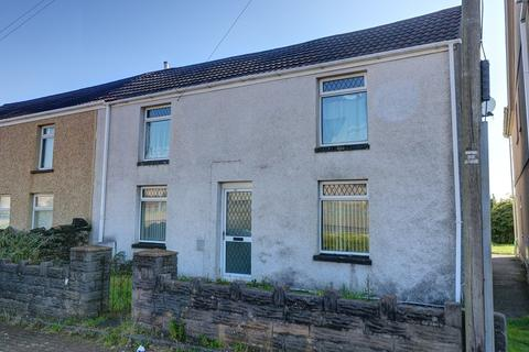 2 bedroom end of terrace house for sale - Neath Road, Morriston, Swansea.
