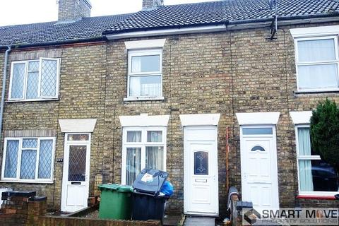 2 bedroom terraced house to rent - Lincoln Road, Peterborough, Cambridgeshire. PE1 2NA