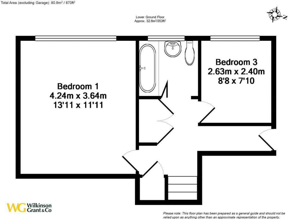 Floorplan 2 of 2: Lower Level