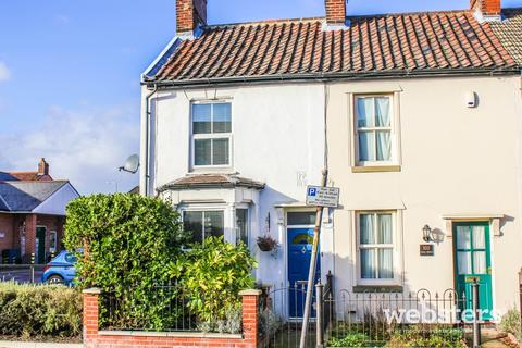 2 bedroom end of terrace house for sale - Hall Road, Norwich, NR1