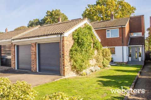 4 bedroom detached house for sale - Garrick Green, Norwich NR6