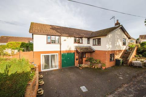 5 bedroom detached house for sale - North Park Lane, Tedburn St Mary
