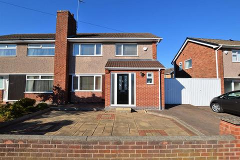 3 bedroom semi-detached house for sale - Cornwall Road, Wigston, LE18 4XG