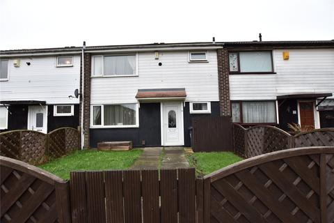 3 bedroom terraced house for sale - Hebden Walk, Whinmoor, Leeds